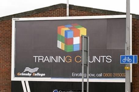 Signpost placement also counts. http://t.co/FDMHUkvMQj
