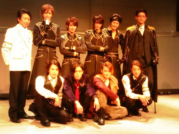 さー3日目マチネ、4公演目!やるぞー!!メサイア! #fujitaray #dustz