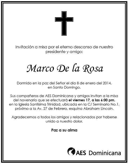 Invitación A Misa De Novenario Imagui