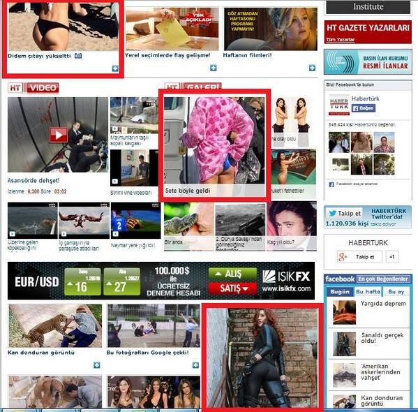 #basimaBirSeyGelmeyecekse @Haberturk kadar '' popo ''  bi gazete görmedim! Habercilik bu deYil! http://t.co/VztHwuPYPh