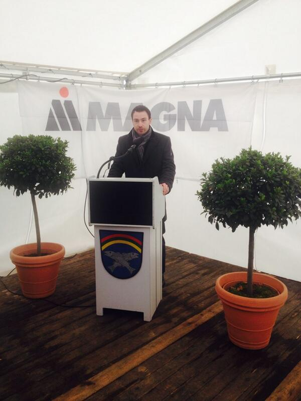 Magna International On Twitter Manfred Gotz Assistant