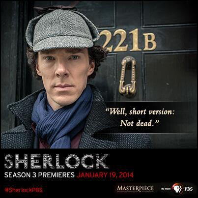 Twitter / masterpiecepbs: #SherlockPBS S3E1