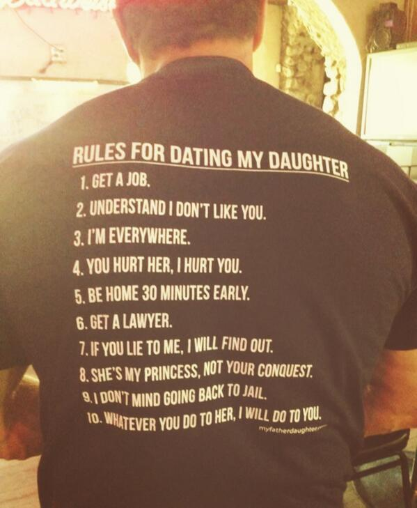 10 rules for dating my sister