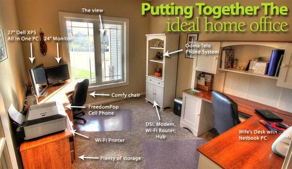 How To Put Together A More Functional And Organized Home Office http://t.co/tJub9PP9vo http://t.co/71YrKrxEAq