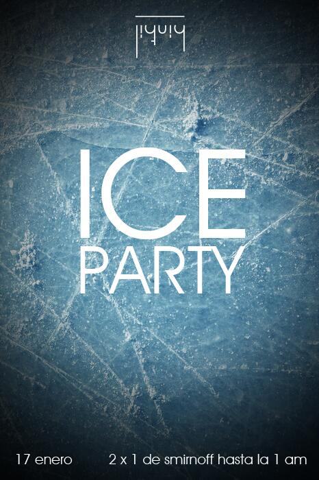 ¿Qué hacés hoy? ¡Vení a refrescar tu noche en Ice Party! http://t.co/t6Z4ikzxxH