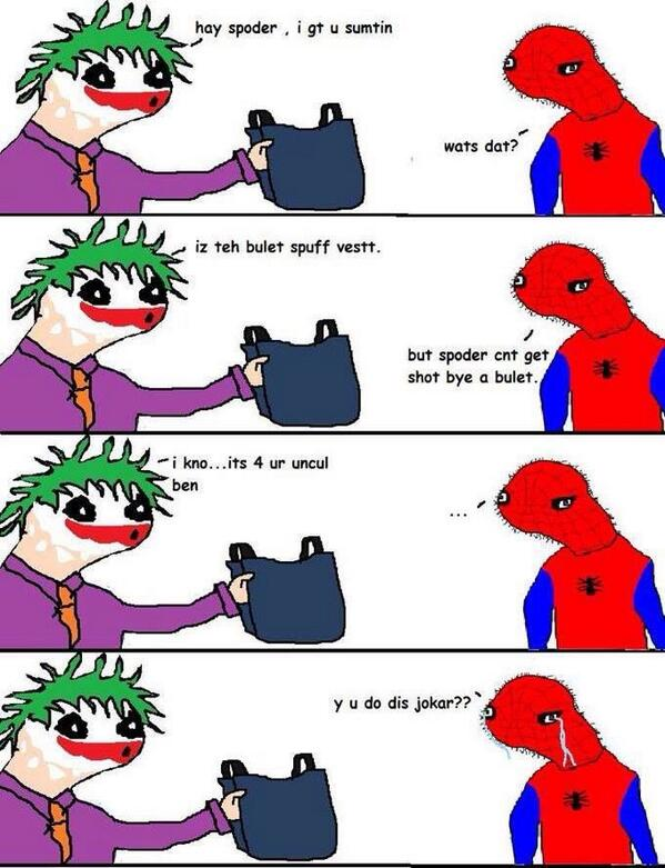 Spoderman Memes Best Collection of Funny Spoderman Pictures