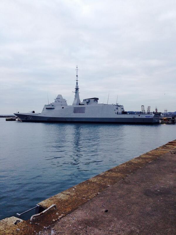 FREMM Marocaine / Royal Moroccan Navy FREMM Frigate - Page 42 BeP0MnqIIAA7fn-