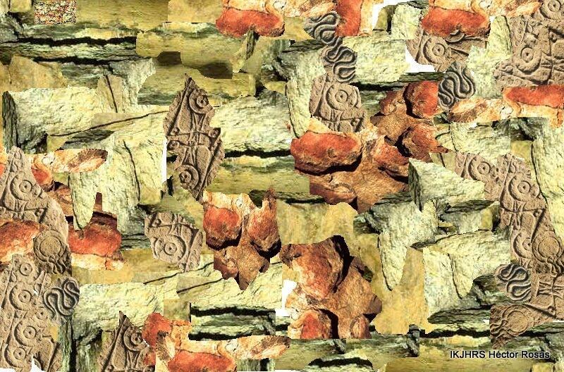 Twitter / itsumiruikjhrs: #Art #digital Las Piedras by ...