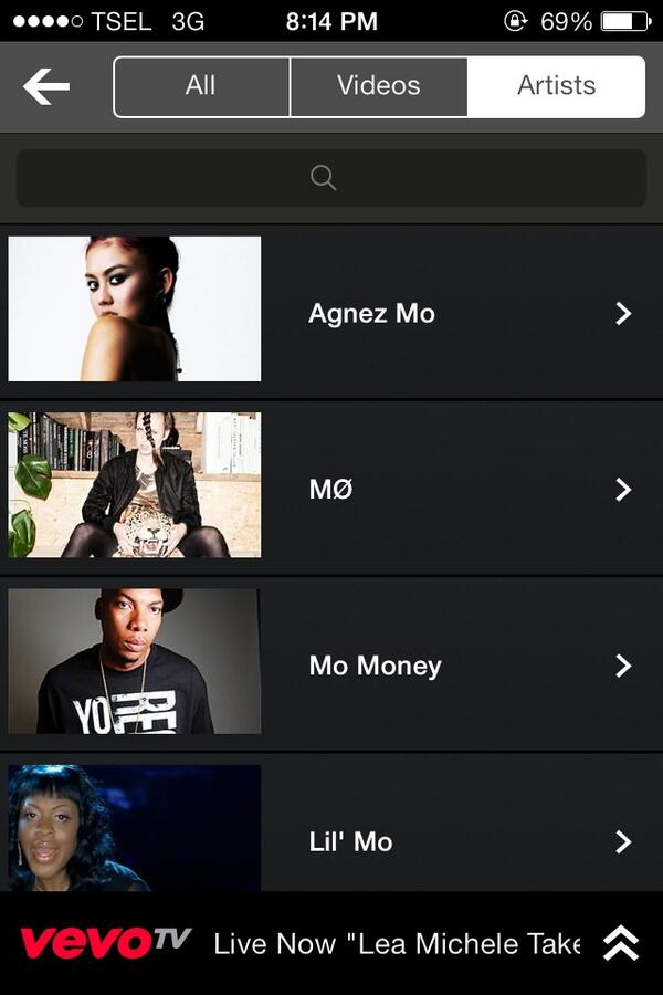 Agnez Mo now on VEVO http://t.co/byh4gUIoGT Get ready for Coke Bottle! http://t.co/tOvFnb4bRy