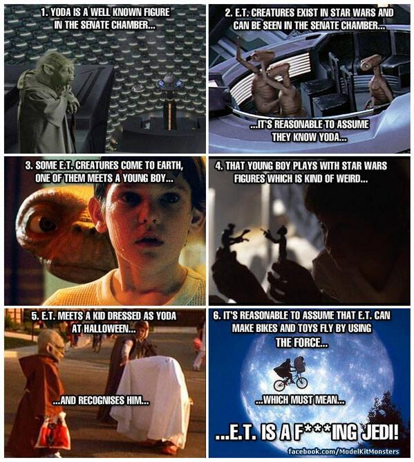 The logic is sound. #StarWars #ET http://t.co/jiGFtL2clB