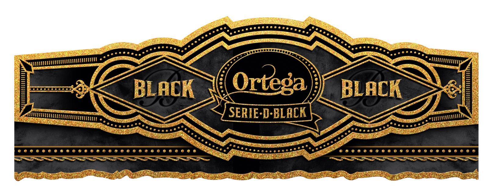 Ortega serie Black
