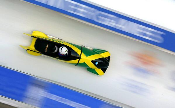 My people! // SportsCenter: THIS JUST IN: Jamaican bobsled team qualifies for 2014 Sochi Olympics with two-man sled. http://t.co/1biUncaKil