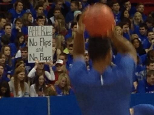 Here it is #kubball http://t.co/1Rpo6MBLPa