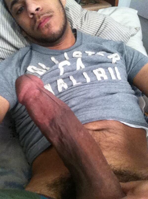 Gorgeous hot arab having a large massive dick