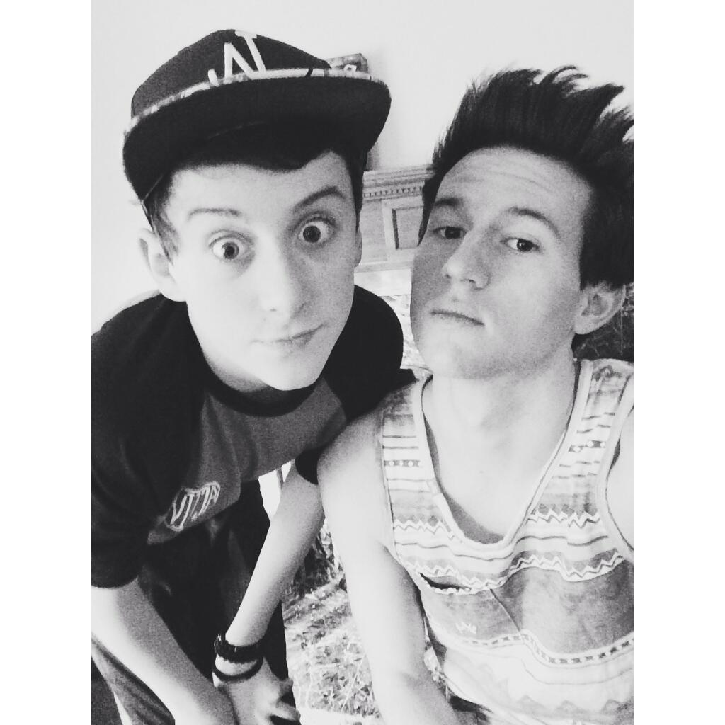 "Ricky Dillon on Twitter: ""Flop @TrevorMoran http://t.co ..."