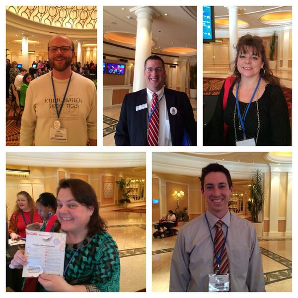 536 #NEAsummit activist leaders have completed their passports! One hour left. http://t.co/VVizVWs5To