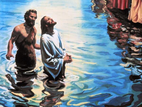 С Крещением Господним! Добра и любви Вашим семьям.  Пусть хранит Вас Господь Бог! http://t.co/yZfMQ6a449