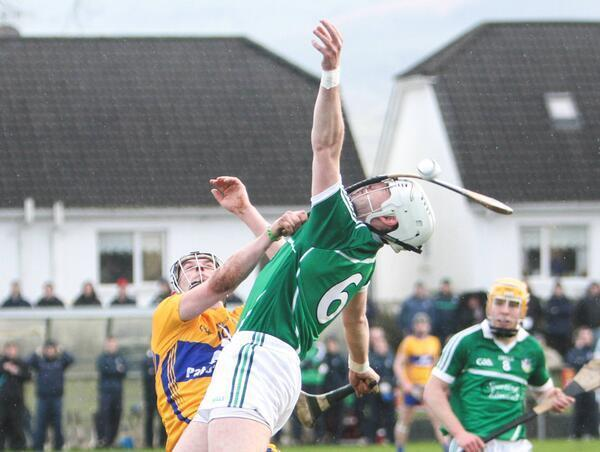 """@conorjdonnelly: Incredible photo from today's Clare and Limerick clash http://t.co/otuKpklIq1"" deserving of a RT @MeredithFrost"