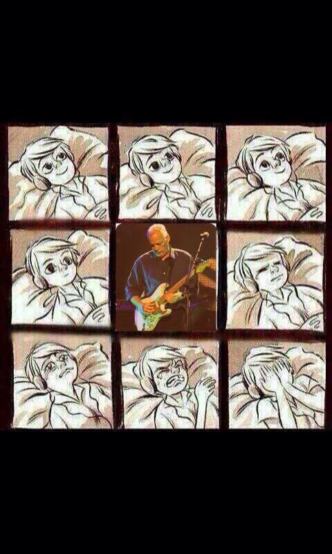 When #DavidGilmour Plays The Guitar #PinkFloydGeek @pinkfloyd http://t.co/2ihuCTzSP6
