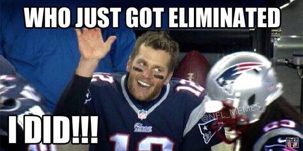 """""""@NFL_Memes: Bye Bye Brady!! http://t.co/0bt5UUjWJ4"""" Lmao"""