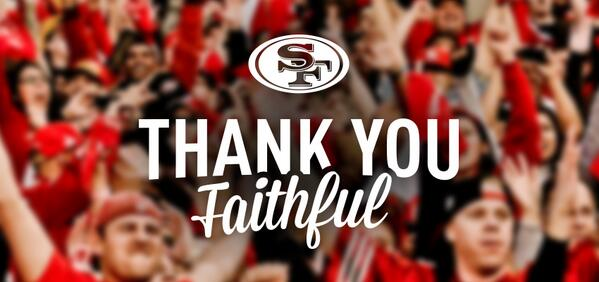 Thank you Faithful for your strong support this season. #StayFaithful http://t.co/mVCEf9d9Xe