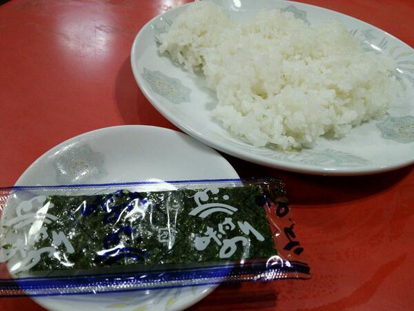 ディナーです! http://t.co/nNJNNgiDMm