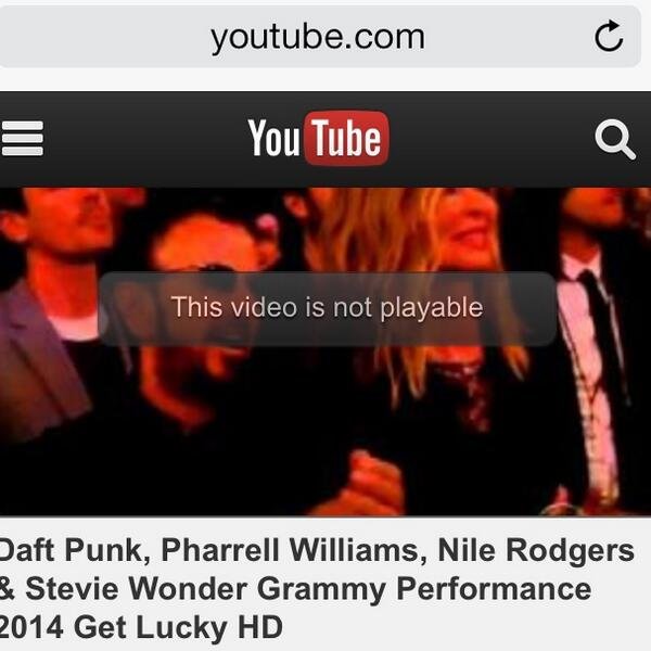New @YouTube feature - non-playable videos http://t.co/PGzpU2G9xe