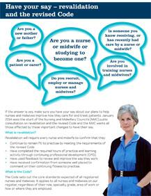 Thumbnail for Twitter chat with Healthwatch on #revalidation