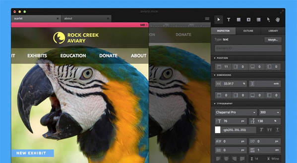Macaw could be the Photoshop of web design -- http://t.co/JEIOVrWyVL @macawco http://t.co/s2JYh2TEdR