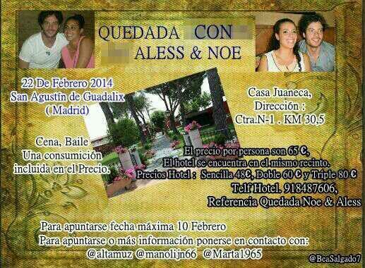 Fotos Quedada Noe y Aless Madrid 22 de febrero de 2014 Be_uWgfIgAAHb3p