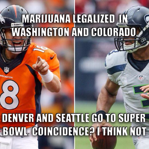 My thoughts on the teams for this year's Super Bowl. http://t.co/eURdlN52Uy