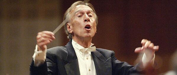 È morto il direttore d'orchestra e senatore a vita Claudio Abbado. Aveva 80 anni http://t.co/mjSQgn0cVJ http://t.co/bWW2QZa70u