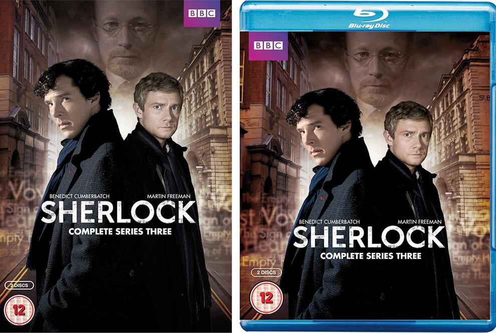 Twitter / Sherlockology: UK - #Sherlock: The Complete ...