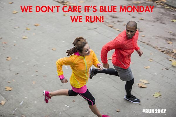 Blue Monday, so what!?! #run2day #BlueMonday http://t.co/ZizeuBFp5m