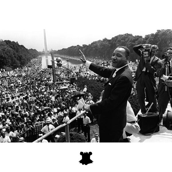 Happy Martin Luther King Jr. Day - 'We must learn to live together as brothers or we will perish together as fools' | http://t.co/aP2KSIQNhV