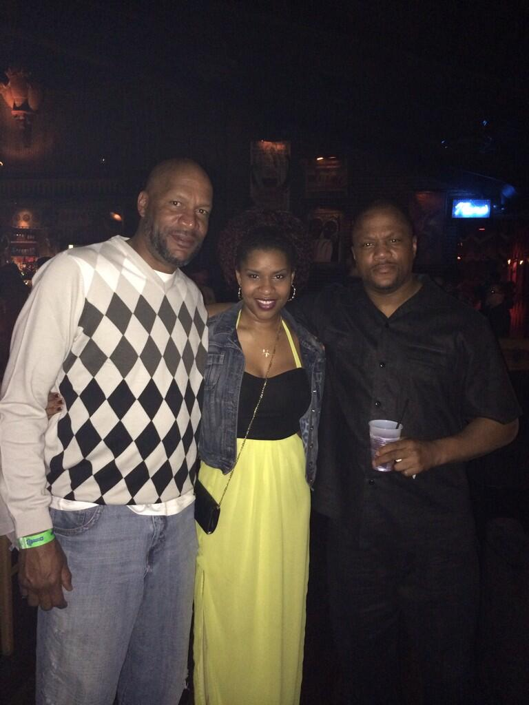 "Ron Harper on Twitter ""Hello peeps thanks for the love on me & my"