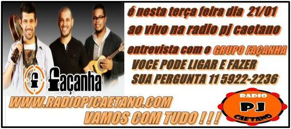 @sigampaulinho @Facanha_Oficial VAMOS COM TUDO!!! http://t.co/f2EGcbuNAd