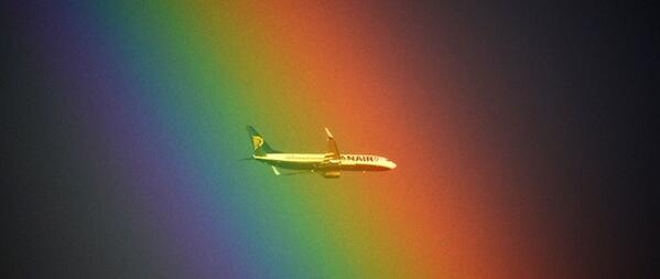 Le foto bellissime del doppio arcobaleno, ieri a Roma http://t.co/bQMcfoPuLZ http://t.co/eDzZHcSiLV