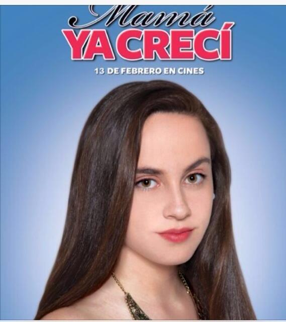 Les conté? Mi niña debuta como actriz.. @MamaYaCreci http://t.co/CIabYjMeHs