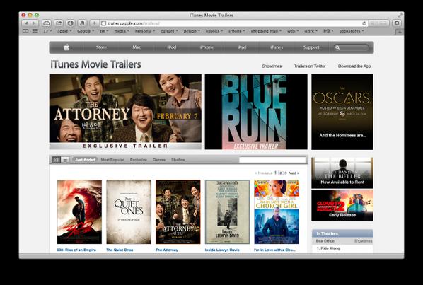 애플 홈페이지에 등장한 영화 변호인 http://t.co/EIuxWtcYaF http://t.co/Kq1QLD2sSb