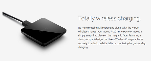 Err, *totally* wireless? Is that apart from that wire coming out the back then? http://t.co/H5QsbYfJG9