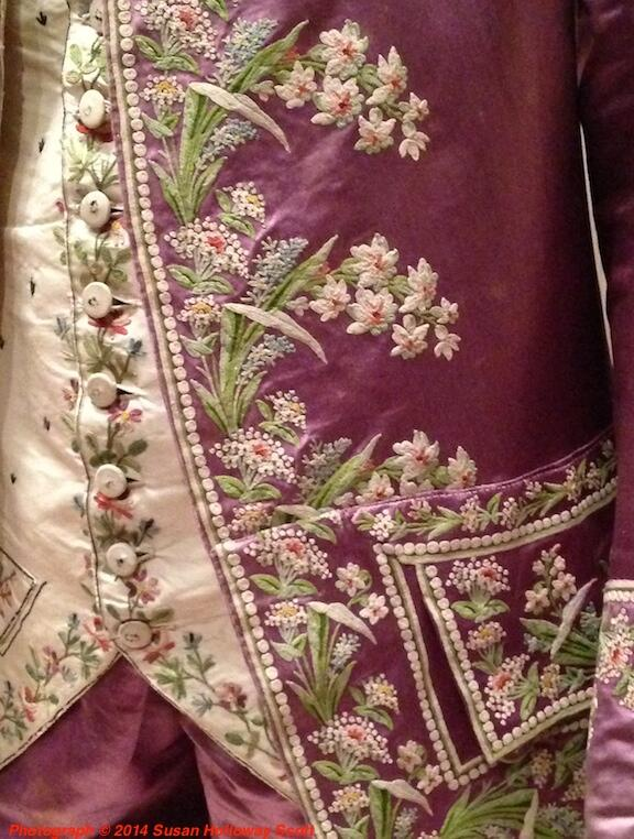 New post: A Gentleman's Formal Suit – in Pink, c 1770: http://t.co/Alv2drtHp7 @mfaboston #fashionhistory http://t.co/nFctWtlxoR