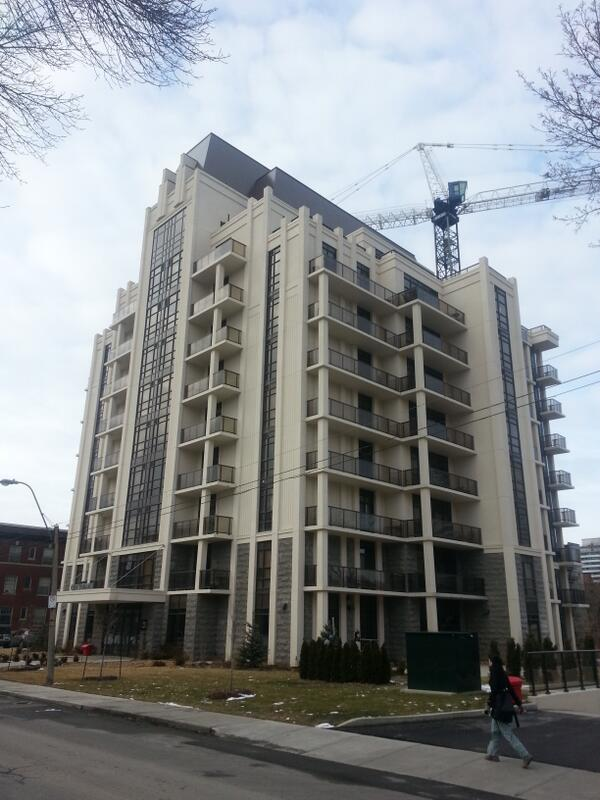 City Square condo building (RTH file photo)