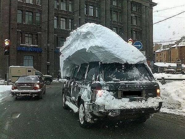 Remember to always remove snow/ice from your vehicle rooftop. #MAsnow http://t.co/i69FpylqSC