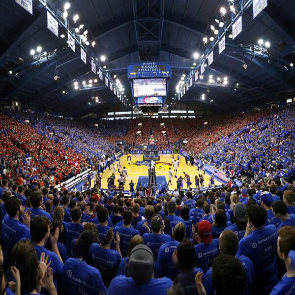 RETWEET to prove to the @NCAA that Kansas fans are the best in the country!! http://t.co/gldgJskaoH #6thFan #KANSAS http://t.co/XiWA9hFpRx