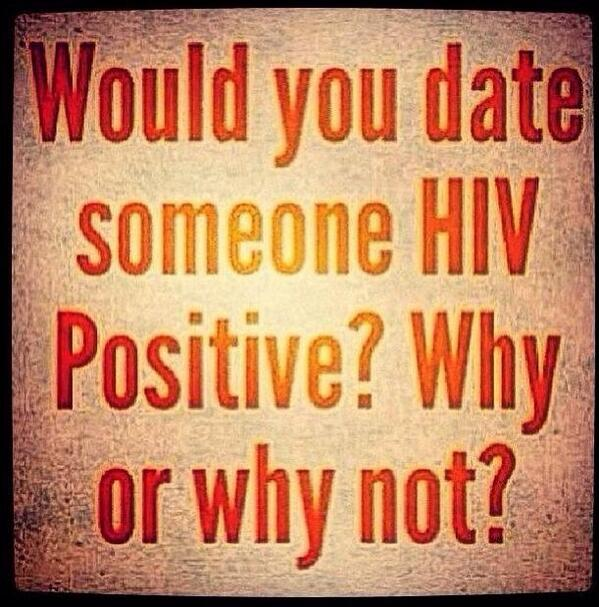 Dating someone who is hiv positive