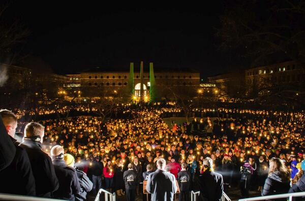 Wow is right. RT @MissHabig: Wow. #BoilermakerStrong http://t.co/kqtlpXJ3iX