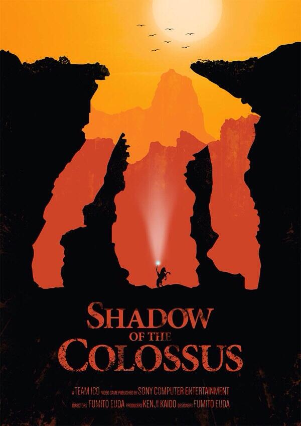 Shadow Of The Colossus, VideoGames, GamesFreezer