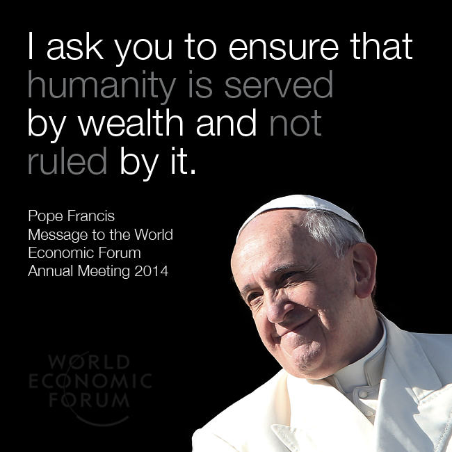 Twitter / davos: Special address to #wef14: ...
