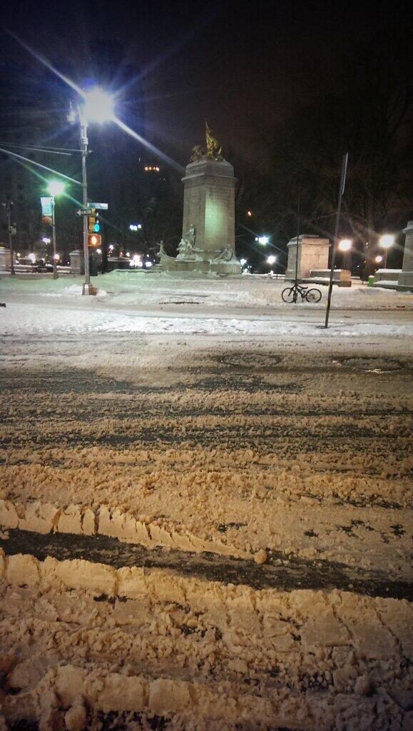 Twitter / ChrisCuomo: Happy #NewDay, happy snow day, ...